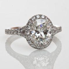 Steven Kirsh Diamond Ring.