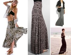 I love the middle one. Now if I could just lengthen my legs so I can wear it. Runway, Daughter, Skinny, Long Skirts, My Style, Womens Fashion, Casual, How To Wear, Outfits
