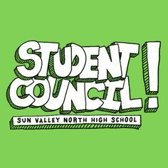 High School Impressions SC-118-w; Custom Student Council T Shirts ...