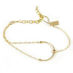 Niche Bracelet Gold Fill