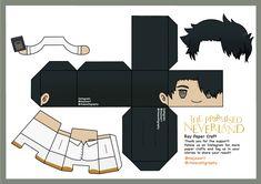 Figurine Anime, Paper Doll Template, Instruções Origami, Perler Bead Templates, Anime Crafts, Japon Illustration, Paper Toys, Haikyuu Anime, Paper Cards