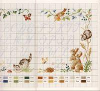 Gallery.ru / Фото #22 - Veronique Enginger. Le monde de Beatrix Potter - CrossStich