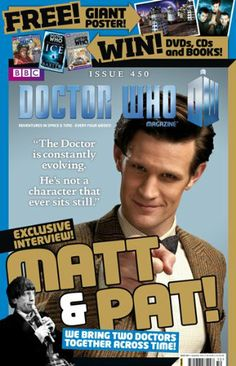 Doctor Who Magazine #450 by Various,http://www.amazon.com/dp/B0097UB238/ref=cm_sw_r_pi_dp_2uKNsb0RB5S3Z95X