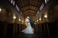 Christina & Brian's Wedding Day Photo By Stephanie Secrest