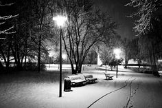 Oranienburg 2015, first Snowfall by Ralph K. Penno Photography / Berlin / Germany