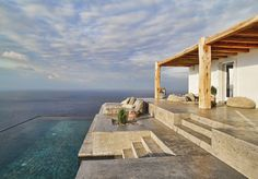 We're all about those bachelor pad goals, and this Syros Island summer house located in Greece will not disappoint. Find your inner wanderlust.
