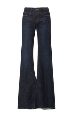 La Bell Flared Jeans by FRAME DENIM Now Available on Moda Operandi