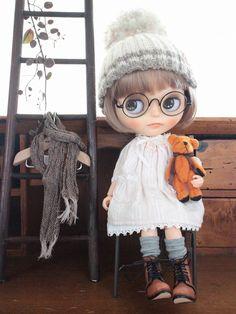 ◆Blythe Outfit◆ブライス♪秋のワンピコーデ♪7点セットNO62 - ヤフオク!