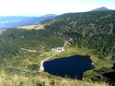 Samotnia - one of the oldest, and most beautiful mountain refuges in Poland. Located in the center of Karkonosze National Park.
