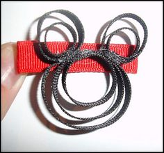 Free HairBow Instructions: hairbow free directions