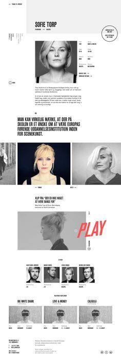 The Danish National School of Performing Arts | B14