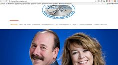 Personal Branding Website for Network Marketing Leaders Chuck And Tammi Gates  of the United States. We designed their website, logo, downloadable PDF's and coached them on the use of social media marketing. www.stickywebmarketing.com.au  #webdesign #Branding #SEOexperts #websiteDesigner #StickyMarketing