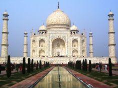Taj Mahal in Agra Uttar Pradesh, India. Photo by Ramesh NG