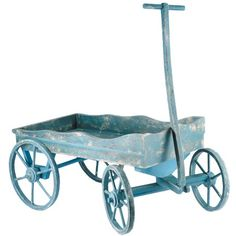I pinned this Clodia Garden Wagon from the Whitefield Designs event at Joss & Main!