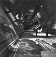 XIII Triennale di Milano exhibition by Peppo Brivio, Vittorio Gregotti, Lodovico Meneghetti, Giotto Stoppino