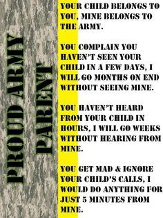 military mother sayings | Army Mom Quotes en Pinterest | Citas De Esposa Del Ejército, Citas De ...