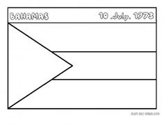 Egypt Flag Coloring Page You have all 195 international flags