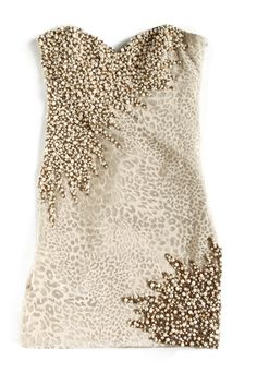 Resort 2013 Trend: Beading the Way - Carlos Miele