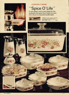 Vintage corning
