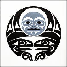 93 best first nations images on pinterest native american art Korean Mask image result for northwest coast native american art moon native art native american art