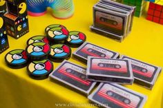80s Birthday Party Ideas   Photo 7 of 151   Catch My Party
