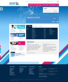 Poznań Airport. Created by Honki. Website powered by PageEditor 4.0