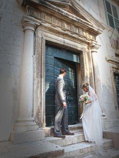Wedding in Sponza Palace