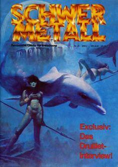 Schwermetall #31 (Issue)