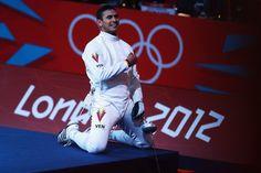 London 2012 Olympic Games - Gold Men's Individual Epee - Ruben Limardo Gascon - VENEZUELA!!!