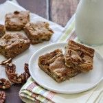 Cinnamon Apple Pecan Squares | Good Life Eats