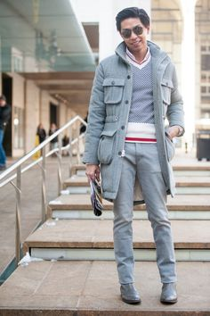 Street Style Fabulous at New York Fashion Week #nyfw #thestylebox #streetstyle