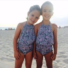Love these swim costumes from @sophiemodainfantil