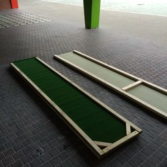 Homemade Putt Putt Course Golf Party Party Decor Ideas