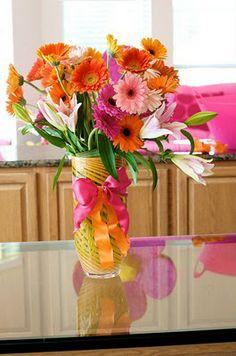 i love gerbera daisies :) if someone got me them id love them foreverrrrrrr