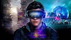 The Sci-Fi Tech Geek Podcast #178, Ready Player Two 2018 Movies, Hd Movies, Movies To Watch, Movies Online, Movie Tv, Ready Player One Film, Htc Vive, Village Roadshow Pictures, Amblin Entertainment