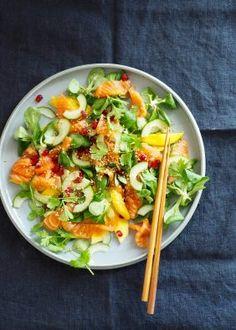 One pot wonder - lettvint gryterett - Mat På Bordet One Pot Wonders, Mango, Sashimi, Penne, Thai Red Curry, Cobb Salad, Nom Nom, Food And Drink, Snacks