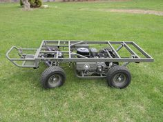 M274 military mule half scale home build - Page 3 - DIY Go Kart Forum