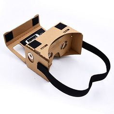 IBLUE Google Carboard VR 3D Virtual Reality Gaming Glasses