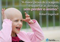 A VIDA é feita de escolhas, ESCOLHA SORRIR! Saiba como lidar com uma doença fatal. PINE esta mensagem e ajude outras pessoas!