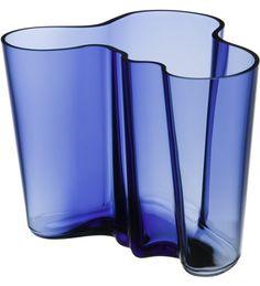 Iittala Aalto sininen