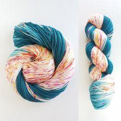Largest selection of hand dyed yarn, hand spun yarns and small batch mill yarns. Crochet Yarn, Knitting Yarn, Knitting Patterns, Crochet Patterns, Yarn Color Combinations, Yarn Inspiration, Yarn Stash, Granny Square Crochet Pattern, Sock Yarn