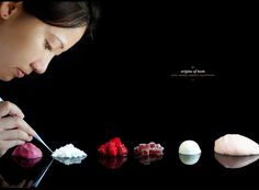 Pefection in Imperfection by Janice Wong / 2am Desserts.