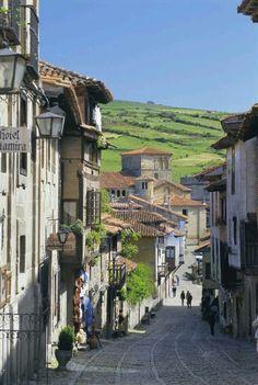 Santillana del Mar. Cantabria. Spain. Foto: Omar Cascante.