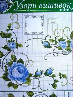 Cross stitch Embroidery Patter