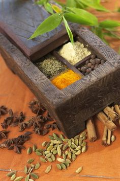 Spices of life.