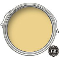 Find Farrow & Ball Eco Yellow Ground - Full Gloss Paint - at Homebase. Visit your local store for the widest range of paint & decorating products. Farrow Ball, Farrow And Ball Paint, White Paint Colors, Wall Colors, House Colors, Neutral Paint, Grey Paint, Hallway Colours, Dulux Chic Shadow
