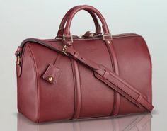 Louis Vuitton - Sofia Coppola Calf Leather Bag in Jasper