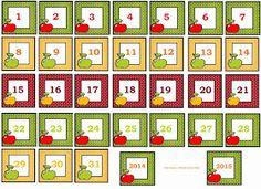 (ΣΧΟΛΙΚΑ ΧΑΜΟΓΕΛΑ): Καρτέλες για το ημερολόγιο της τάξης μου Classroom Organization, Classroom Decor, Shape Posters, Preschool Education, First Day Of School, Calendar, Holiday Decor, Blog, School Ideas