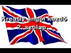 Kreatív angol kezdő (2.szólap) - Hungarian English lesson, part Two