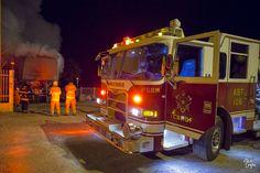 193Bombeiros: Incêndio em Caldeira | Setor industrial de Ceilând...